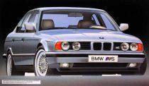 Fujimi BMW M5 makett