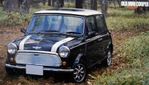 Fujimi Old Mini Cooper makett