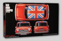 Fujimi Mini Cooper makett