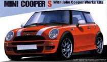 Fujimi Mini Cooper S makett