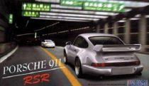 Fujimi  Porsche 911 Carrera RSR makett