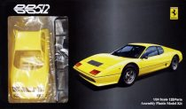 Fujimi Ferrari 512BB Yellow makett