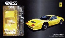 Fujimi Ferrari 512BB Yellow makett