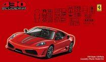Fujimi Ferrari F430 Scuderia makett