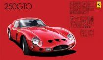 Fujimi Ferrari 250 GTO makett