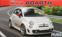 Fujimi Fiat 500 Abarth makett