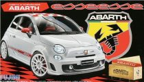 Fujimi Fiat 500 Abarth Esseesse makett