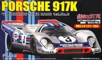 Fujimi Porsche 917K 1971 Sebring 12-Hour Race makett