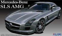Fujimi Mercedes Benz SLS AMG makett