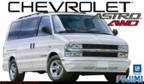 Fujimi Chevrolet Astro LT 4WD makett