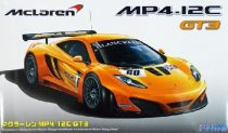 Fujimi McLaren MP4-12C GT3 makett