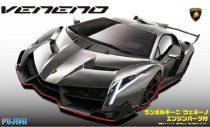 Fujimi Lamborghini Veneno Engine makett