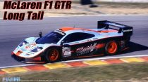 Fujimi McLaren F1 GTR Long Tail 1997 FIA GT No.1 makett