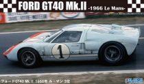 Fujimi Ford GT40 Mk.II 1966 Le Mans makett