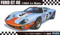Fujimi Ford GT40 Mk.II 1968 Le Mans makett