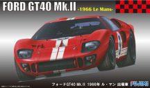 Fujimi Ford GT40 Mk.II 1966 Le Mans
