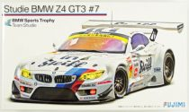 Fujimi BMW Z4 GT3 No.7 makett