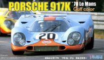 Fujimi Porsche 917K '70 Le Mans Gulf Color makett