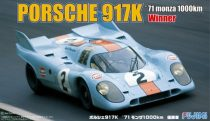 Fujimi Porsche 917K '71 Monza 1000km Winner makett