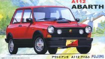 Fujimi Autobianchi A112 Abarth makett