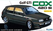 Fujimi Volkswagen Golf GTi COX makett