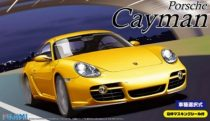 Fujimi Porsche Cayman S makett