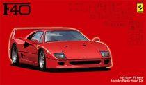 Fujimi Ferrari F40 makett