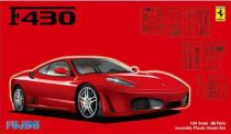 Fujimi Ferrari F430 makett