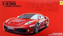 Fujimi Ferrari F430 challenge makett