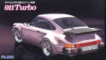 Fujimi Porsche 911 Turbo makett