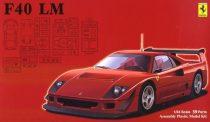 Fujimi Ferrari F40 LM Le Mans makett