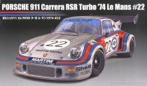 Fujimi Porsche 911 Carrera RSR Turbo Le Mans 1974 makett