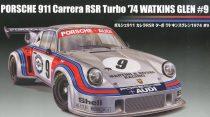 Fujimi Porsche 911 Carrera RSR Turbo Watkins Glen 1974 No.9 makett