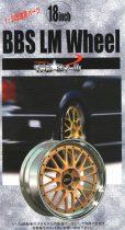 "Fujimi 18"" BBS LM Wheel kerék szett"
