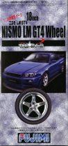 """Fujimi 18"""" Nismo LM GT4 kerék szett"""