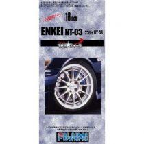 """Fujimi 18"""" Enkei NT-03 kerék szett"""