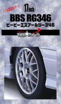 """Fujimi 17"""" BBS RG346 kerék szett"""