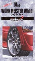 """Fujimi 18"""" Work Meister Wheel kerék szett"""