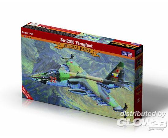 Mistercraft SU-25K Frogfoot makett