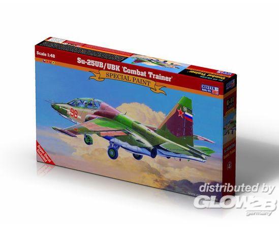 Mistercraft Su-25 UB/UBK Combat Trainer makett