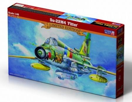Mistercraft Su-22m4R Fitter K makett