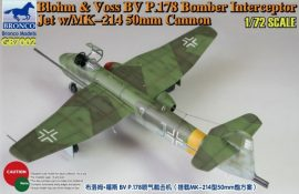 Bronco Blohm & Voss Bv P.178 Bomber Interceptor Jet with MK-214 50mm Cannon