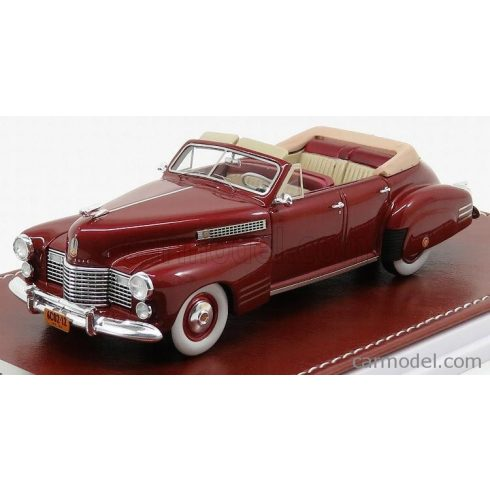 GREAT-ICONIC-MODELS CADILLAC SERIES 62 CONVERTIBLE OPEN 1941