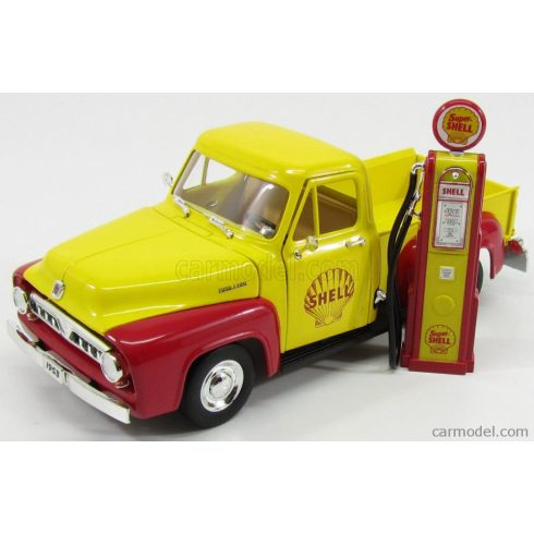 Greenlight FORD F-100 PICK-UP SHELL WITH GAS PUMP 1953