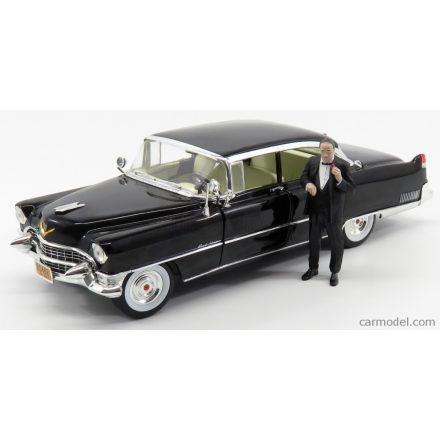 Greenlight CADILLAC FLEETWOOD SERIES 60 SPECIAL 1955 - WITH FIGURE IL PADRINO - THE GODFATHER 1972