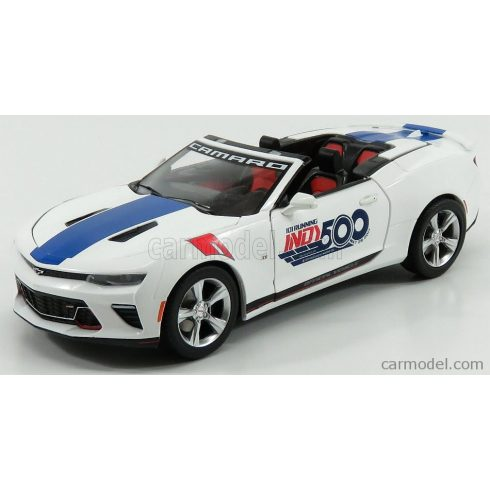 Greenlight CHEVROLET CAMARO SS SPIDER OFFICAL PACE CAR 101th INDIANAPOLIS 500 MILE RACE 2017