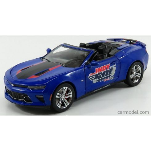 Greenlight CHEVROLET CAMARO SS SPIDER OFFICAL PACE CAR 102th INDIANAPOLIS 500 MILE RACE 2018