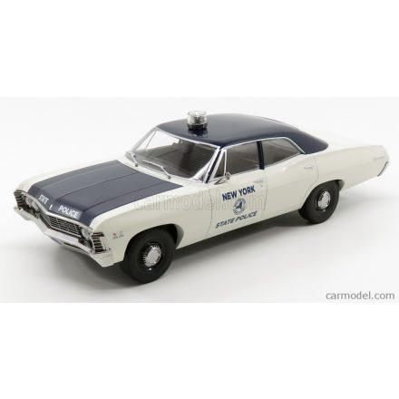 Greenlight CHEVROLET BISCAYNE NEW YORK STATE POLICE 1967