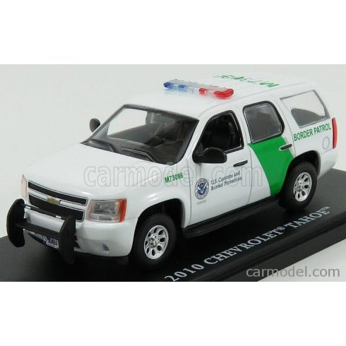 Greenlight CHEVROLET TAHOE POLICE BORDER PATROL 2010
