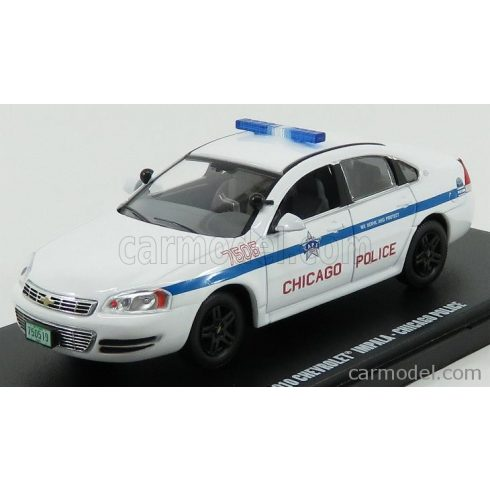Greenlight CHEVROLET IMPALA CHICAGO POLICE 2010
